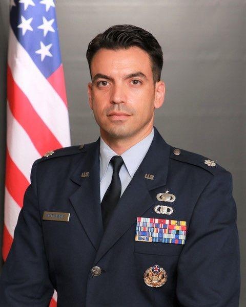 Lt Col Jake Sotiriadis '03