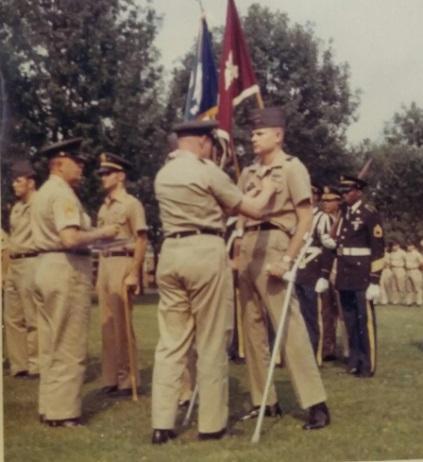 Van Meter - Army Award
