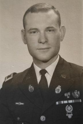 Van Meter - Army Headshot