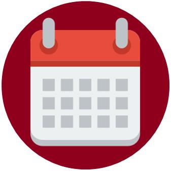 NU Clubs Calendar icon