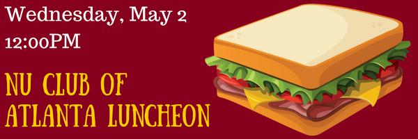Atlanta Luncheon May 2018
