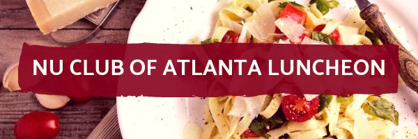 NU Club of Atlanta Luncheon 2018
