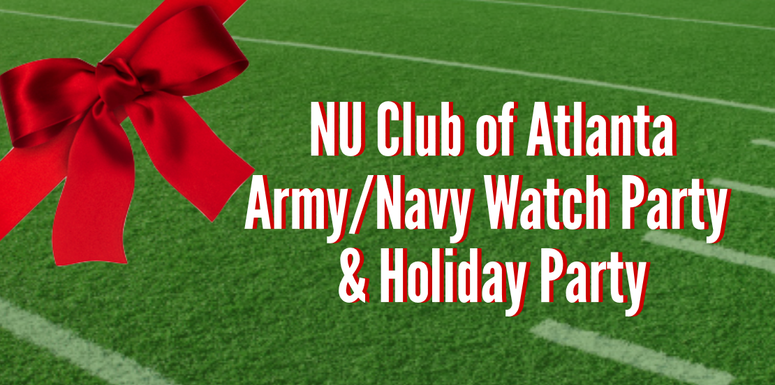 Army/Navy Game & Holiday Party