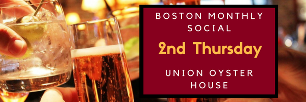 Boston Monthly Social