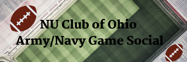 Ohio Army Navy Game Graphic