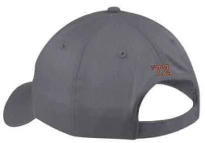 1972 Hat - Back