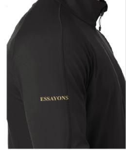 1997 Jacket Sleeve