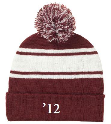 2012 Hat - Back