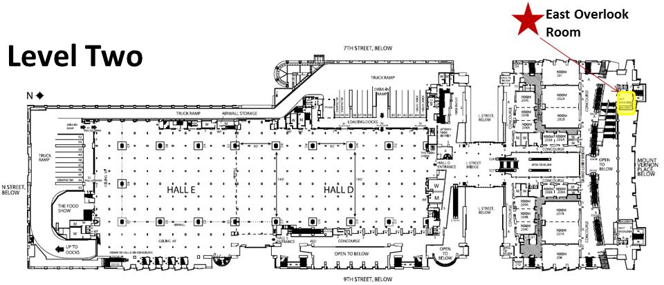 Washington Convention Center Floor Plan Thefloors Co