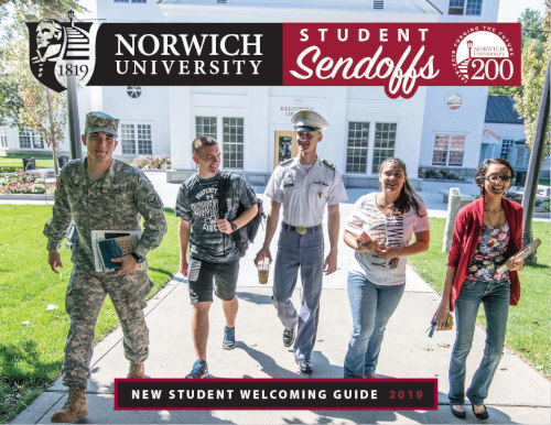 Link to Student Sendoff Info Packet