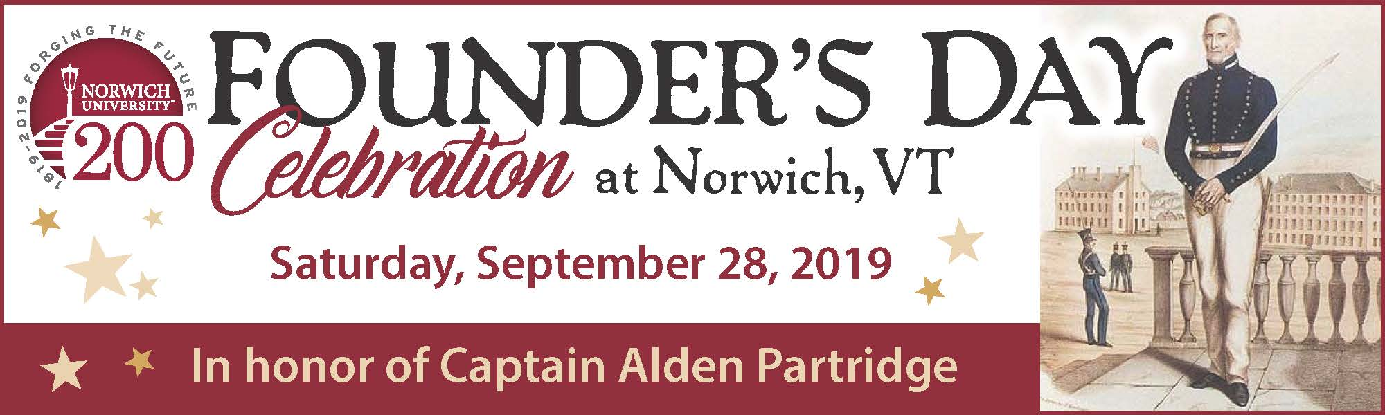 founder's day norwich