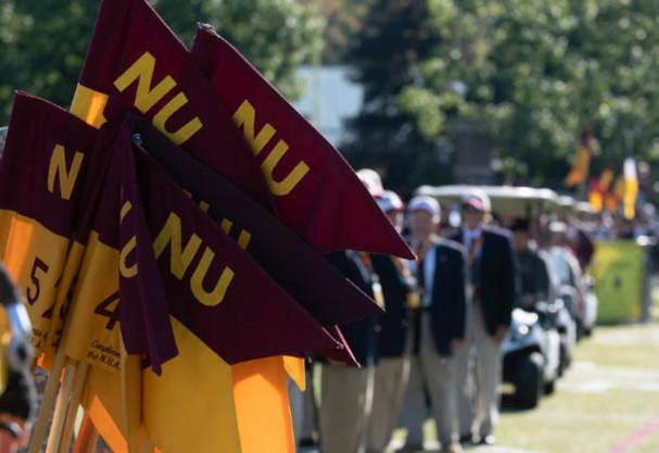 Homecoming Celebrations - Alumni Parade