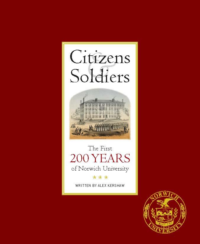Citizen Soldiers: Bicentennial Commemorative History Book