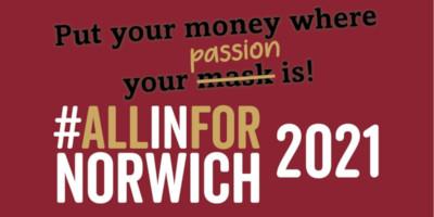 #allinfornorwich 2021 Full