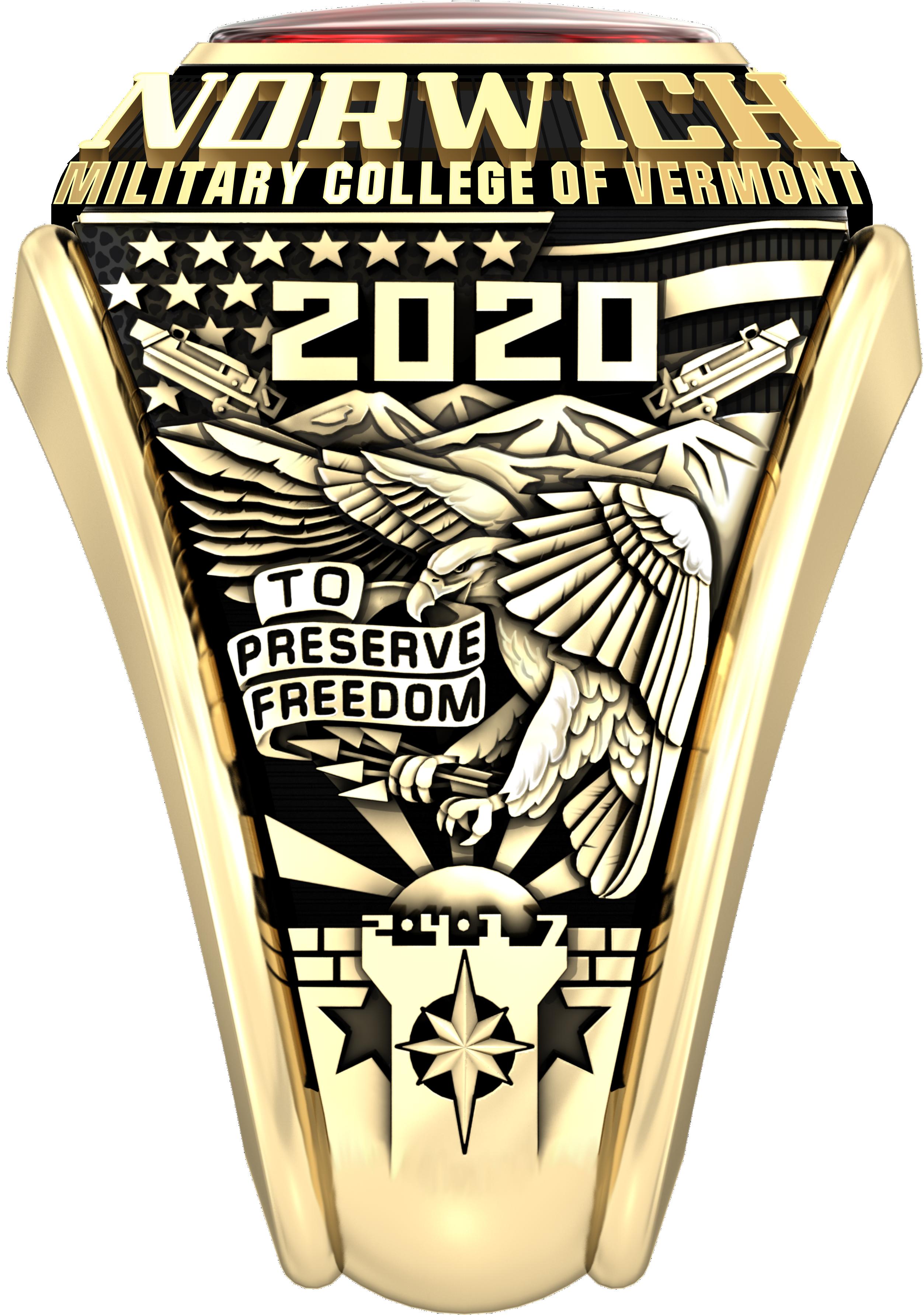 Class of 2020 Class Ring