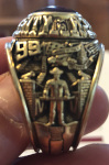 Class of 1999 Ring - Class Side