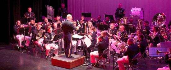 Regimental Band in Claremont NH