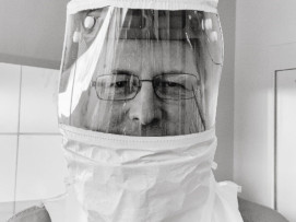 Medical Worker in PPE