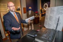 SMHC Valor Exhibit Unveil