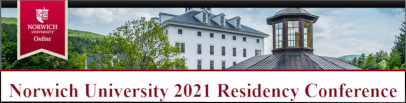 Norwich University 2021 Residency Conference