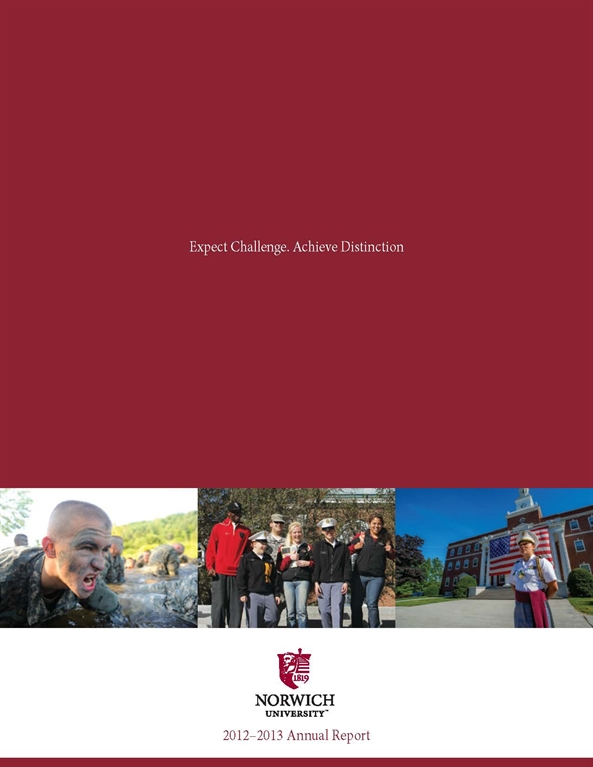 Annual Report - Norwich University