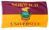 Large Norwich Flag