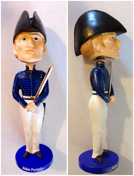 Partridge Bobble Head
