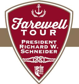 Farewell Tour President Richard Schneider