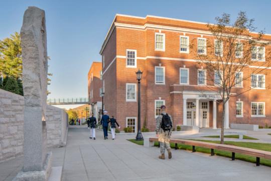 Schneider Hall - formerly North Hall