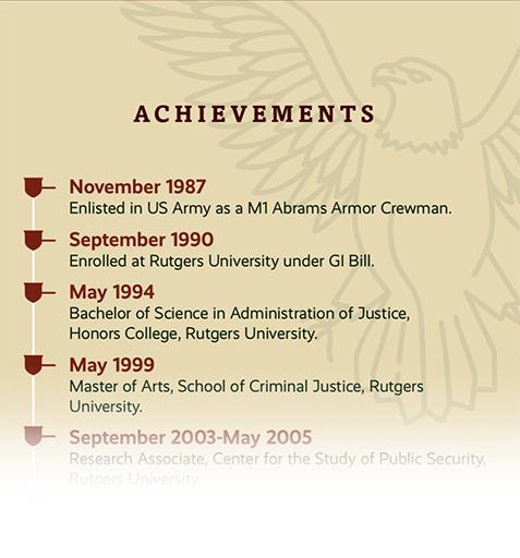 President Anarumo Achievements (opens PDF)