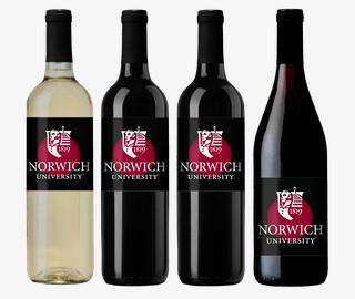 Custom Bottled Norwich Wine