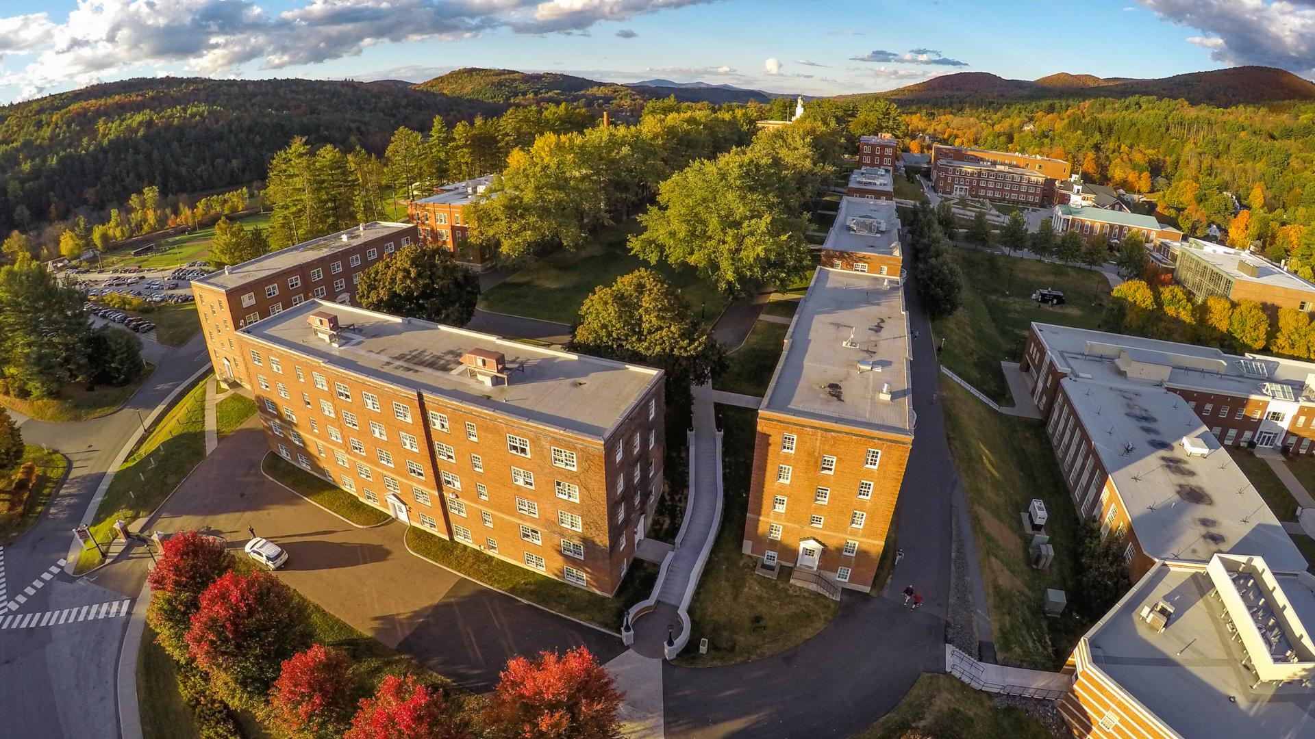 Aerial Photo of Campus 1