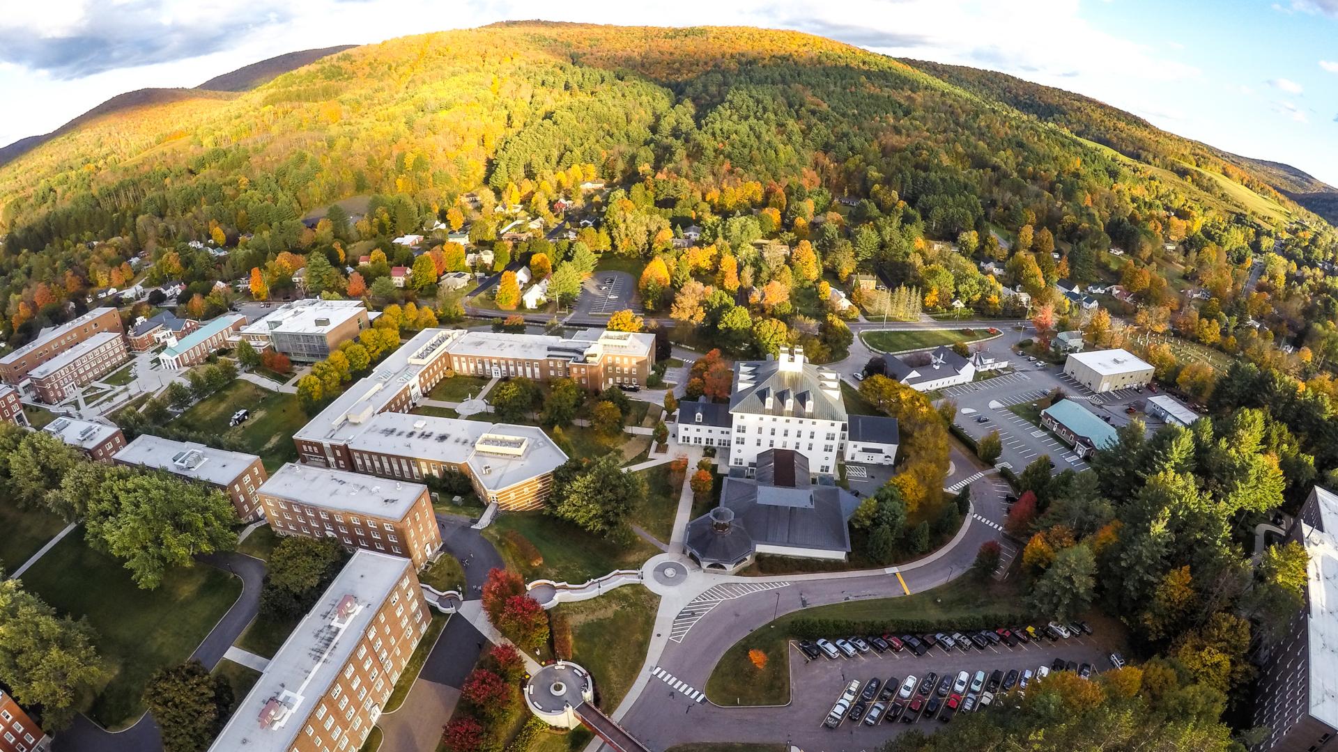 Aerial Photo of Campus 3